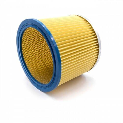 Filtre jaune rond pour Aqua Vac 7403 B 7409 P 7408 P 7413 B 7403 P