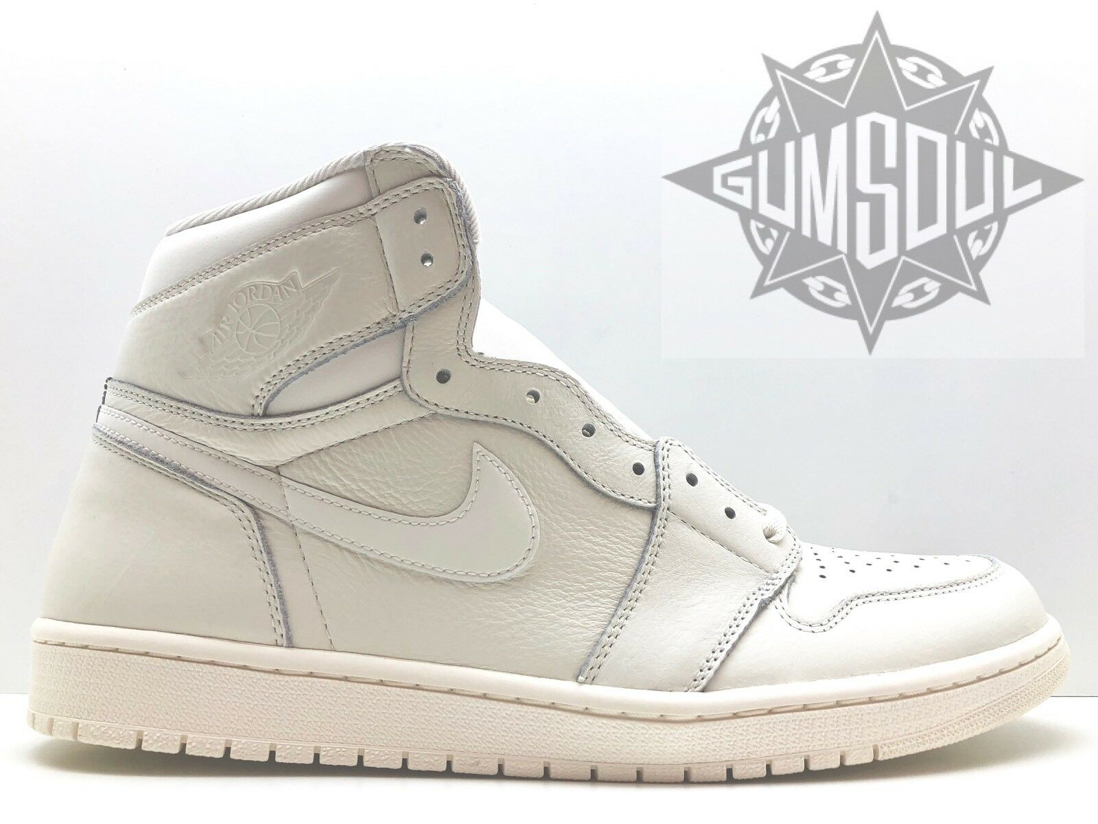 NIKE AIR JORDAN 1 RETRO HIGH OG SAIL UNIVERSITY RED 555088 114 Price reduction New shoes for men and women, limited time discount