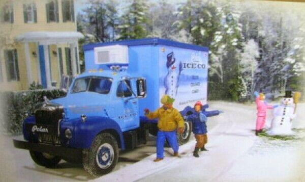Mack Bmodellolo refrigerated van  cifras Christmas 1 34 primero Gear