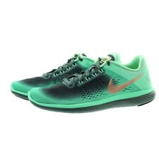 pasión matrimonio acre  Nike Womens Flex 2016 RN Run Shield Running Shoes 852447-300 Sz 7 Green  Glow for sale online   eBay