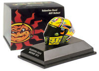 Minichamps Valentino Rossi Helmet - Motogp 2013 1/8 Scale