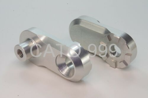 MFW Vario Platten 30mm silber eloxiert passend für MFW Variogelenke