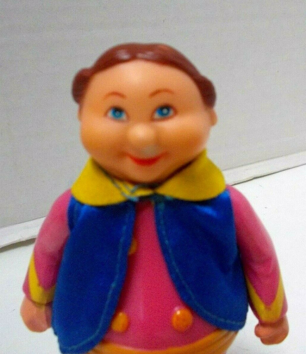 Vintage WIZARD WIZARD WIZARD of OZ MEGO MUNCHKIN GENERAL Doll   Figurine from 1970's-Excellent f84c9b