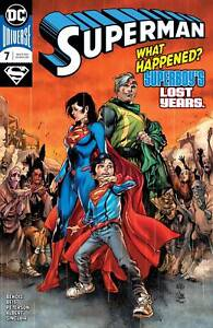 SUPERMAN #7 DC NM 1ST PRINT 2019