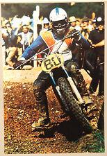 (PRL) SPORT MOTOCROSS MOTORCYCLE VINTAGE AFFICHE POSTER ART PRINT COLLECTION