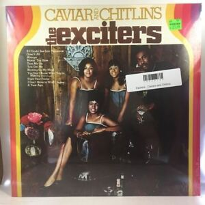 Exciters-Caviars-and-Chitlins-LP-NEW
