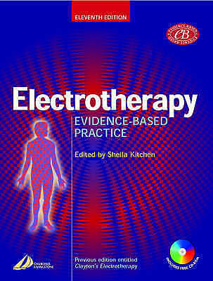 Electrotherapy: Evidence-Based Practice (Physiotherapy Essentials), Kitchen Msc