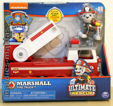 PAW Patrol Marshall Fire Truck Ultimate Rescue 20101535 NEU/OVP Spin Master