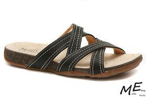 msrp New Barestep Women Sandals Slides Timberland 7w Leather Size 8wxRzvq