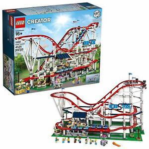10261-LEGO-CREATOR-MONTAGNE-RUSSE-4124-PEZZI-16-ANNI-NUOVO-SIGILLATO-ORIGINALE