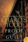 Proof of Guilt: An Inspector Ian Rutledge Mystery by Charles Todd (Paperback, 2014)