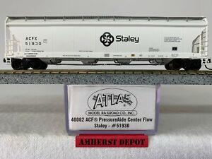 Atlas ACF Pressureaide Centerflow Hopper
