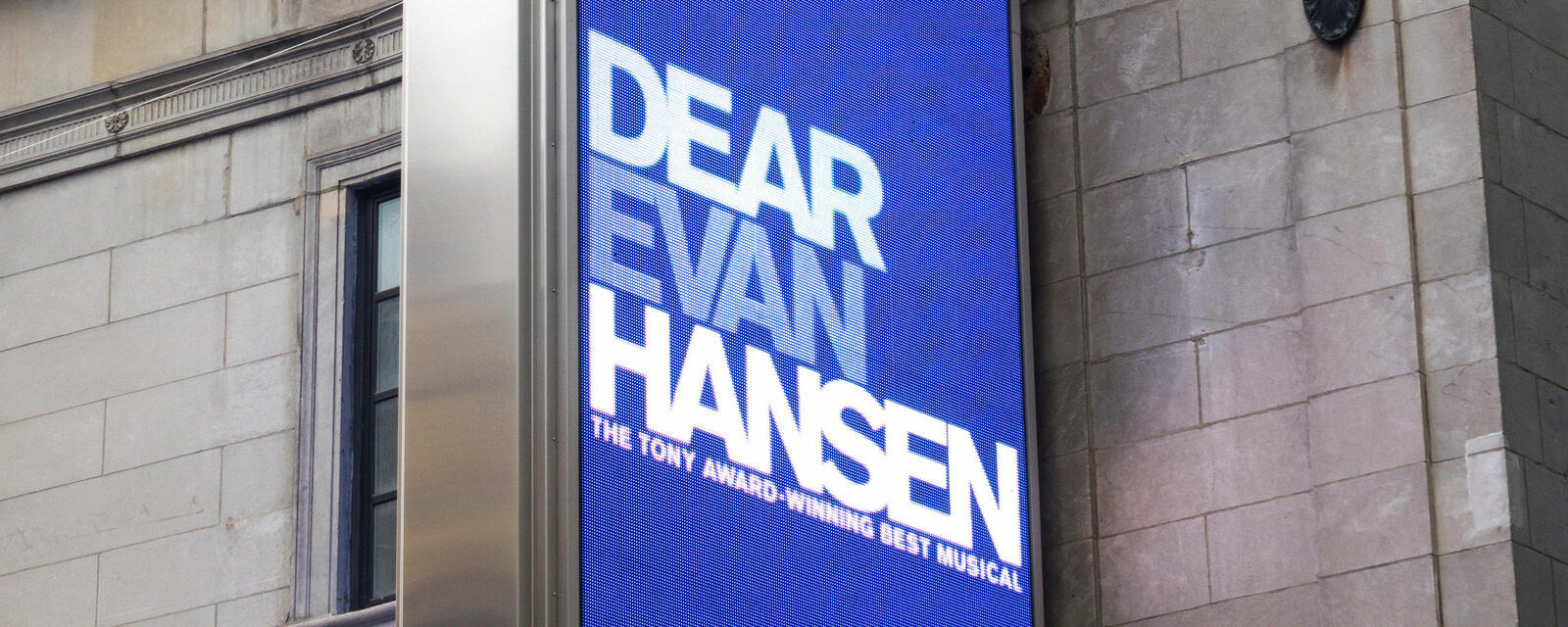Dear Evan Hansen New York
