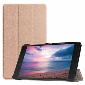 Case Pour Lenovo Tab E8 TB-8304F Étui Smart Cover Tablette Sac de Protection Fin