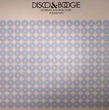 DISCO & BOOGIE - 200 BREAKS & DRUM LOOPS - VOLUME TWO NEW SEALED JAPAN LP