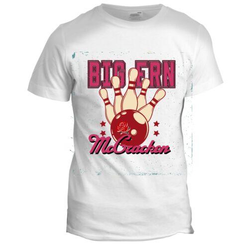 Kingpin Big Ern Bowling Movie Film TV Retro Kids 70s 80s Mens Classic T Shirt
