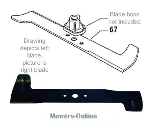 Mountfield Standard High Lift Blade R//H Right 1430H 1430M 1430 182004358//0