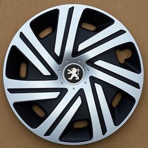 "set of 4 x 14"" wheel trims to fit peugeot ,206 | ebay"