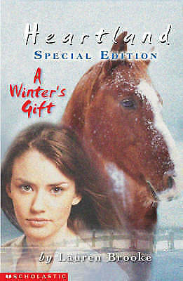 1 of 1 - Brooke, Lauren, Heartland Special: A Winter's Gift, Very Good Book