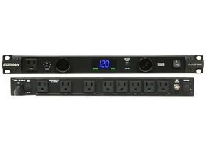 Furman PL-PLUS DMC Rack Power Conditioner 15A