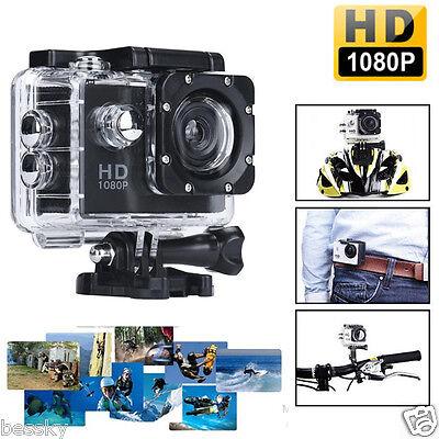 Action Sport Camera SJ5000 Camcorder 1080P Full HD Mini DV Cam + Parts for Gopro