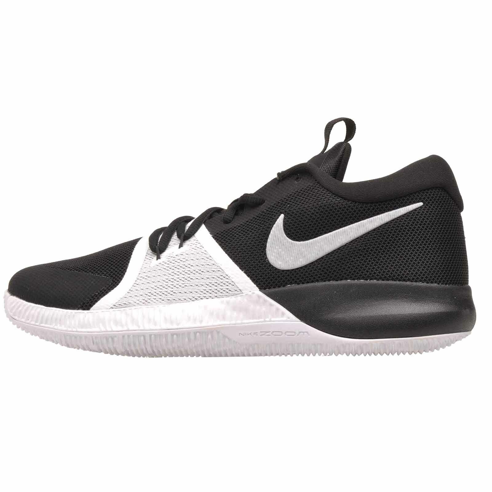 Nike Zoom Assersion (GS) Kids Youth Basketball scarpe nero bianca 918385-001