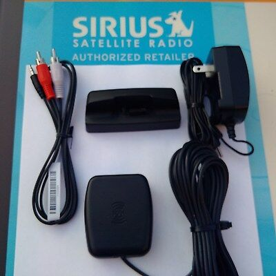XM Xpress RCI Plug and Play Home Kit New