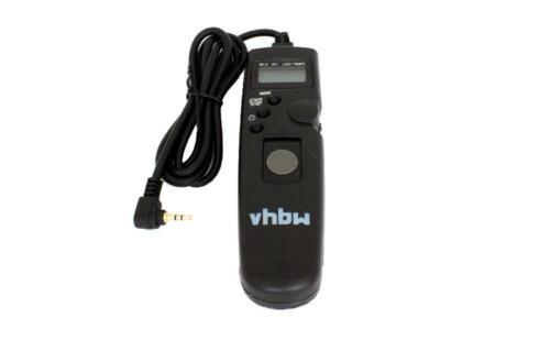 70D 450D 2000D Control remoto con cable para Canon EOS 350D 500D