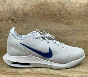 nike blanco azul zapatillas