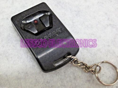 Silencer Branded Carbine Black ELV777K 2 Button Remote Transmitter Fob