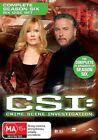CSI: Crime Scene Investigation : Series 6 (DVD, 2007, 6-Disc Set)