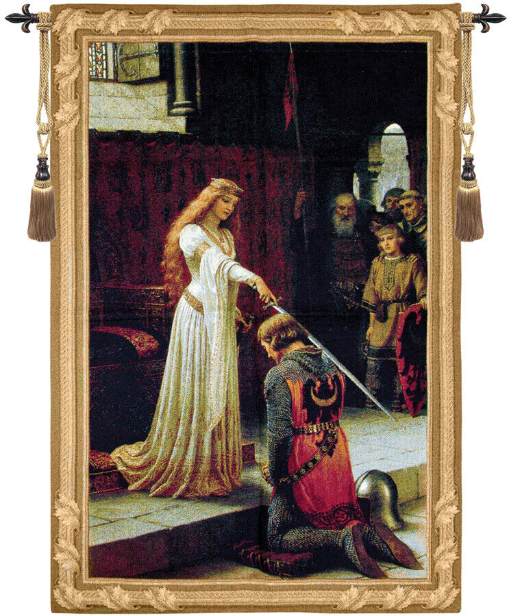 The Accolade 70x50  Fine Art Tapestry