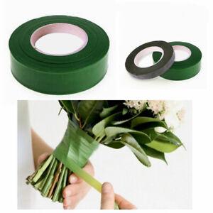 NASTRO-27m-Matrimonio-Craft-Fiorista-Fiori-GAMBO-Avvolgimento-Floral-Tape-Nastro-Impermeabile