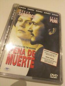 Dvd-PENA-DE-MUERTE-CON-SEAN-PENN-Y-SUSAN-SARANDON