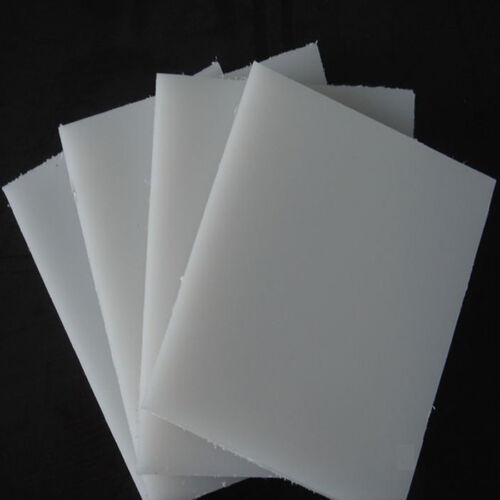 5mm 4mm 3mm Black White HDPE Sheet Polyethylene Engineering Plastic Panel Plate