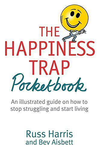 The Happiness Trap Pocketbook by Harris, Russ, NEW Book, FREE