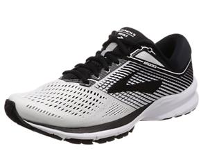 Brooks Launch 5 zapatos - Men's Running SKU  110278.189 blanco-negro