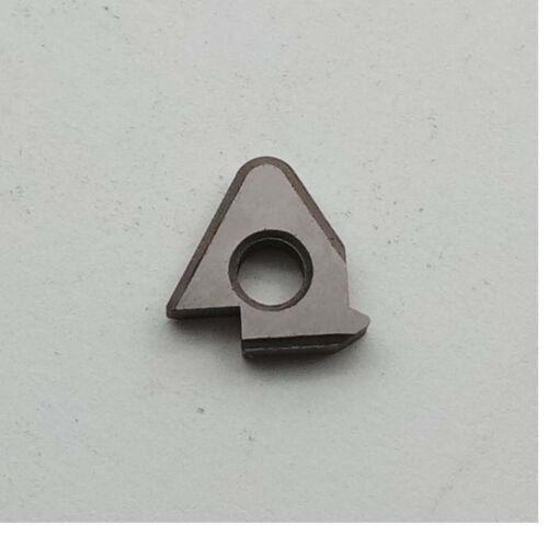 10Pc STM16 Carbide Shim Trigon  Insert Turning Tool Holder Boring
