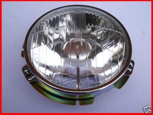 Zetor Lampe Haube Scheinwerfer Scheinwerfereinsatz Leuchte Traktor Schlepper