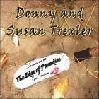 The Edge of Paradise by Donny Trexler/Donny & Susan Trexler (CD, 2007, Our World)