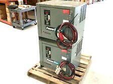 Ametek 171z3 18 Powerstar Scr1000 Industrial Battery Charger 36v Set Of 2