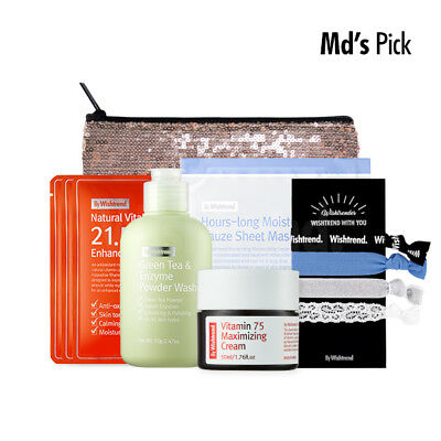 BY WISHTREND Holiday Pouch Gift Set (LIMITED EDITION)