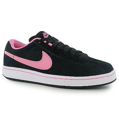 GS Size 7 Kids Nike Trainer Brutez Plus Black//Polarized Pink//White.