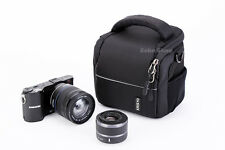 Camera Shoulder Case Bag For Alpha NEX-5T NEX-6 NEX-7 A3000 A7 A7R A6000 NEX-3N