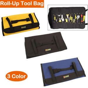 Profi-Werkzeugrolltasche-Koffer-Werkzeug-Tasche-Rolltasche-Toolpack-20-Faecher