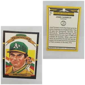 Jose-Canseco-1986-Donruss-Diamond-Kings-Baseball-Card-6-Oakland-Athletics