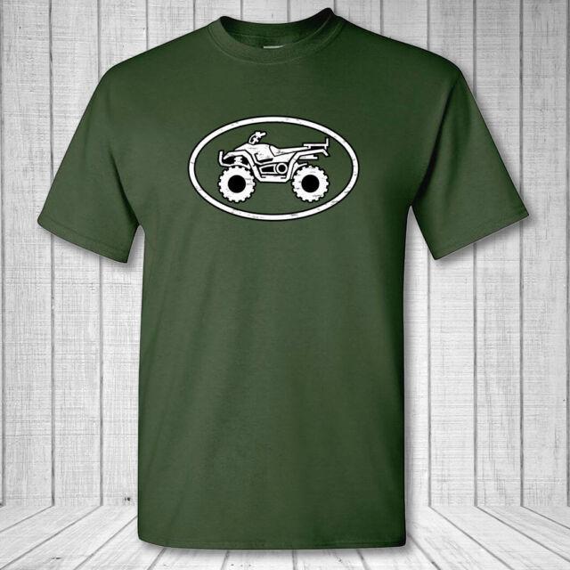 Usa Utv Racing Hanes Tagless Tee T-Shirt