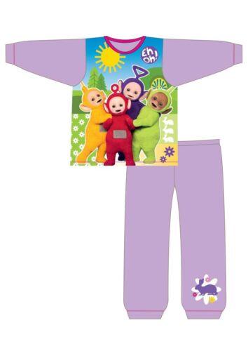 BOYS GIRLS KIDS CHILDREN PYJAMAS PJS AGES 18 Months New Super Soft 12 Years