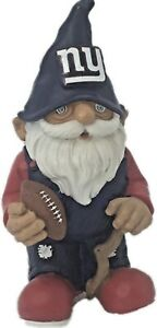 NEW-YORK-GIANTS-NFL-Football-8-034-Garden-Gnome-Lawn-Statue
