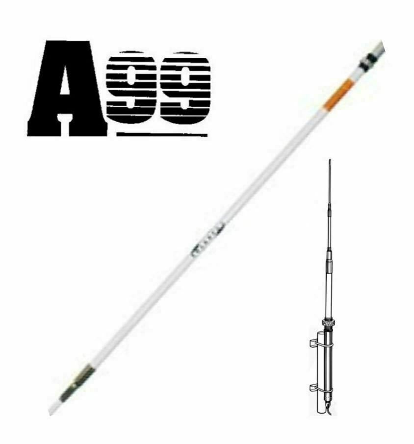 *NEW* SOLARCON ANTRON A-99 CB BASE STATION ANTENNA HOME 17' FIBERGLASS A99. Available Now for 149.25